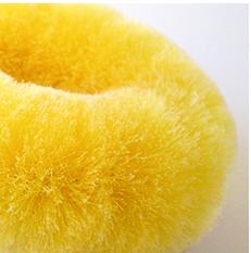 雪繭 黄金洗顔ブラシ